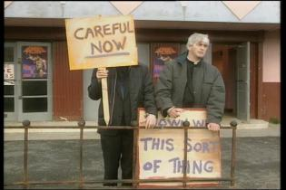 Father Ted - down with this sort of thing