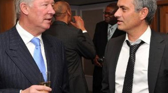 Learning from Alex Ferguson and Jose Mourinho about leadership development and succession