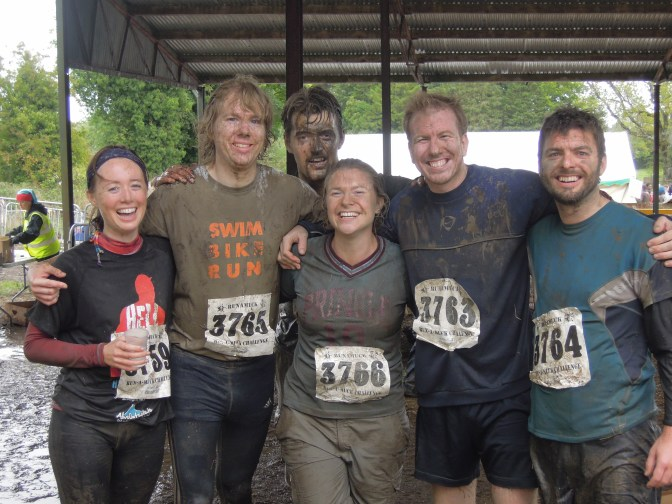 Mud everywhere – Runamuck complete