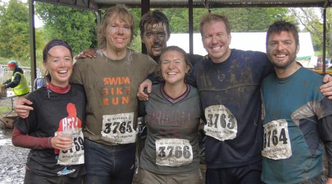 Mud everywhere – Runamuck complete