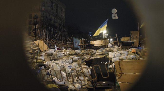Reflections on having spent last week in Kyiv