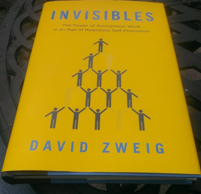 Currently Reading: Invisibles