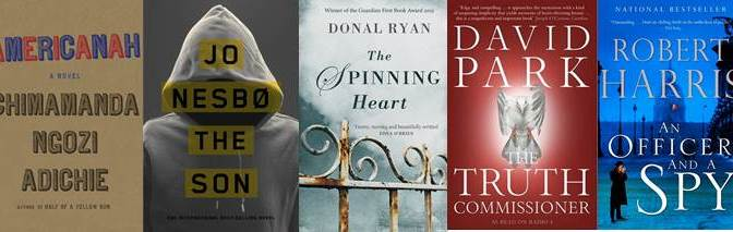 Best reads of 2014: fiction