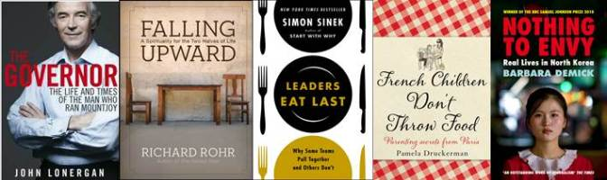 Five best non-fiction reads of 2014